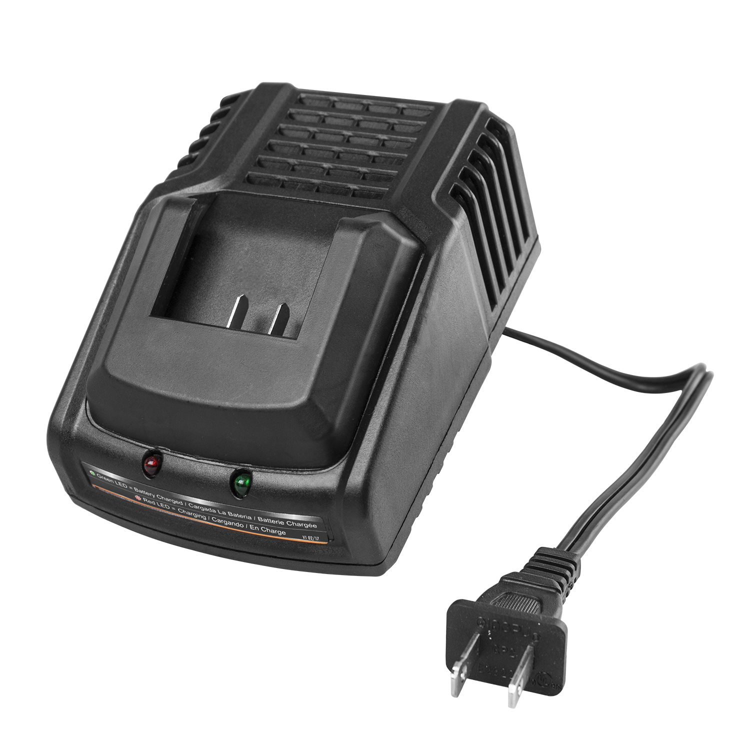 18 Volt LithiumIon Quick Battery Charger     Freeman Tools